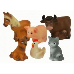 Фигурки Домашние животные