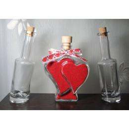 Набор для песочной церемонии Влюбленные сердца