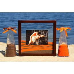Набор для песочной церемонии Прекрасное мгновение
