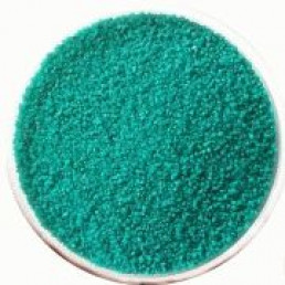 Песок бирюзовый