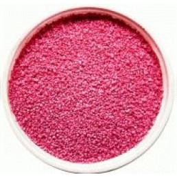 Песок розовый
